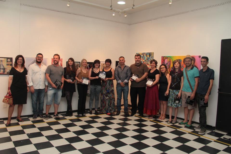 3º Salão de Artes Plásticas premia olhares do cotidiano da cidade e novas percepções