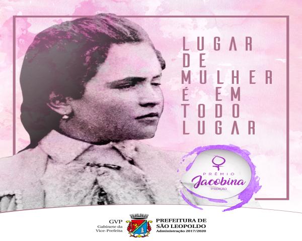 Atividades para candidatas ao Prêmio Jacobina iniciam no sábado, dia 14