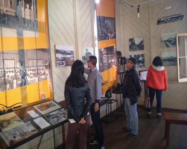 Museu do trem recebe nova exposição em Semana do Patrimônio Cultural