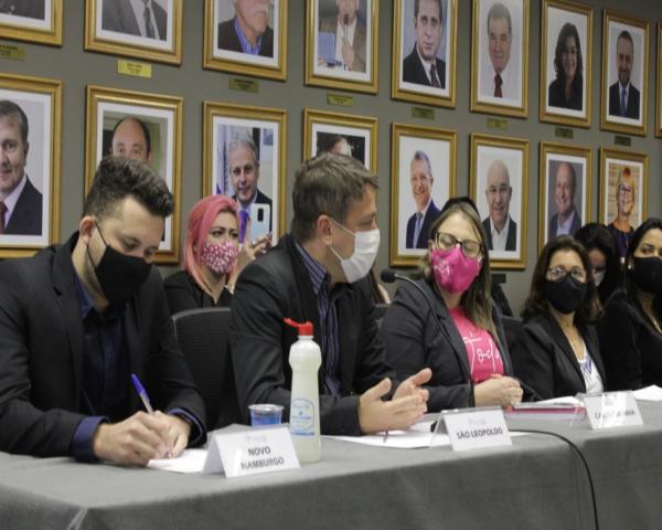 Ações de assistência Social de São Leopoldo são apresentadas para a Granpal