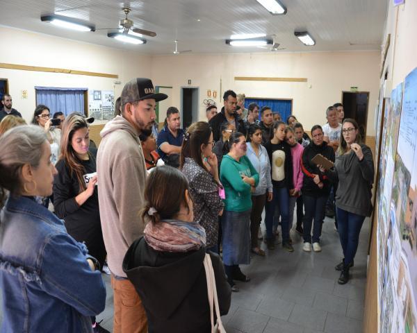 Projeto de Inclusão Urbana no loteamento Cerâmica Anita será apresentado na sexta-feira, 14