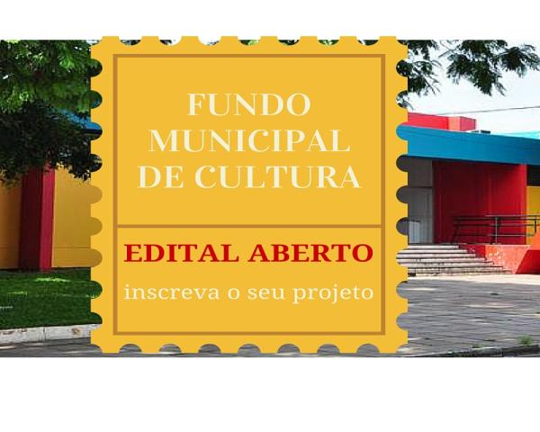 Fundo Municipal de Cultura <br />Foto: