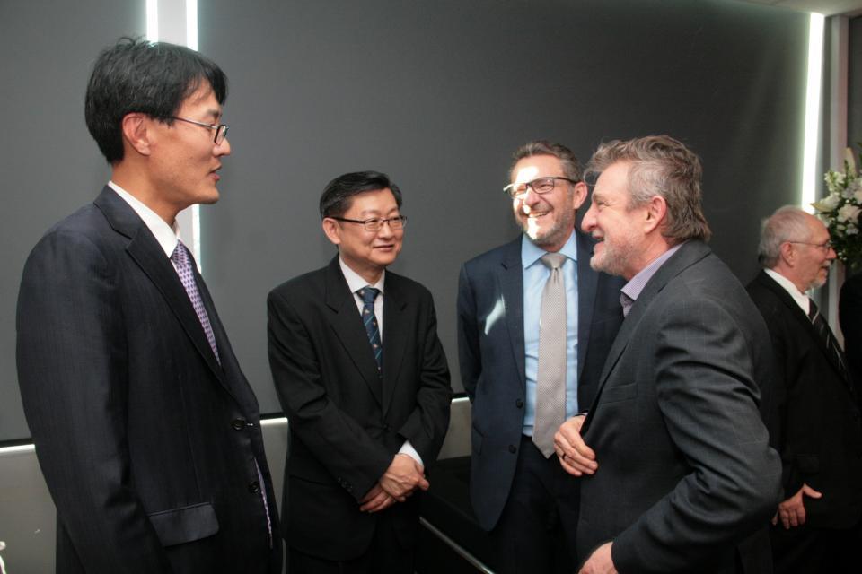 Vanazzi participa de lançamento de nova tecnologia da HT Micron