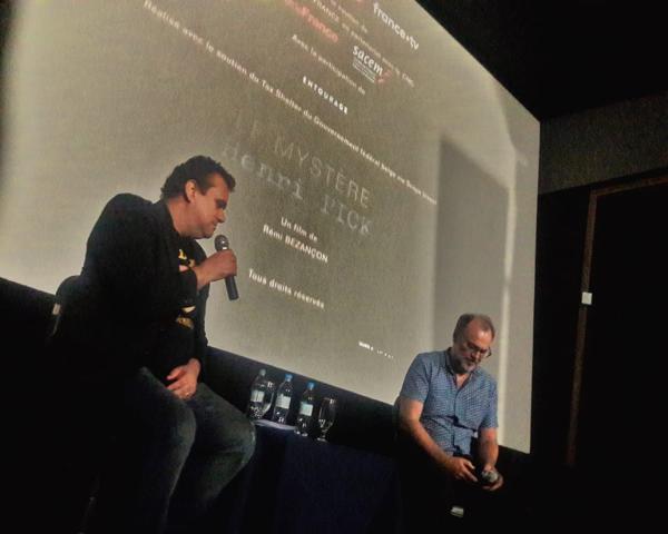 Sessão comentada no Festival Varilux fortalece o debate sobre o cinema