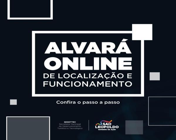 Prefeitura lança Alvará Localização e Funcionamento digital