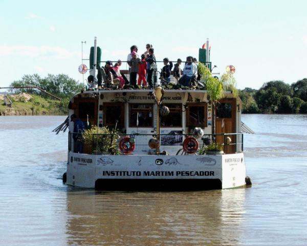 Barco Martim Pescador