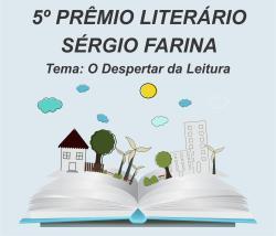 5� Pr�mio Liter�rio S�rgio Farina