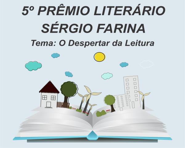 5º Prêmio Literário  <br />Foto: