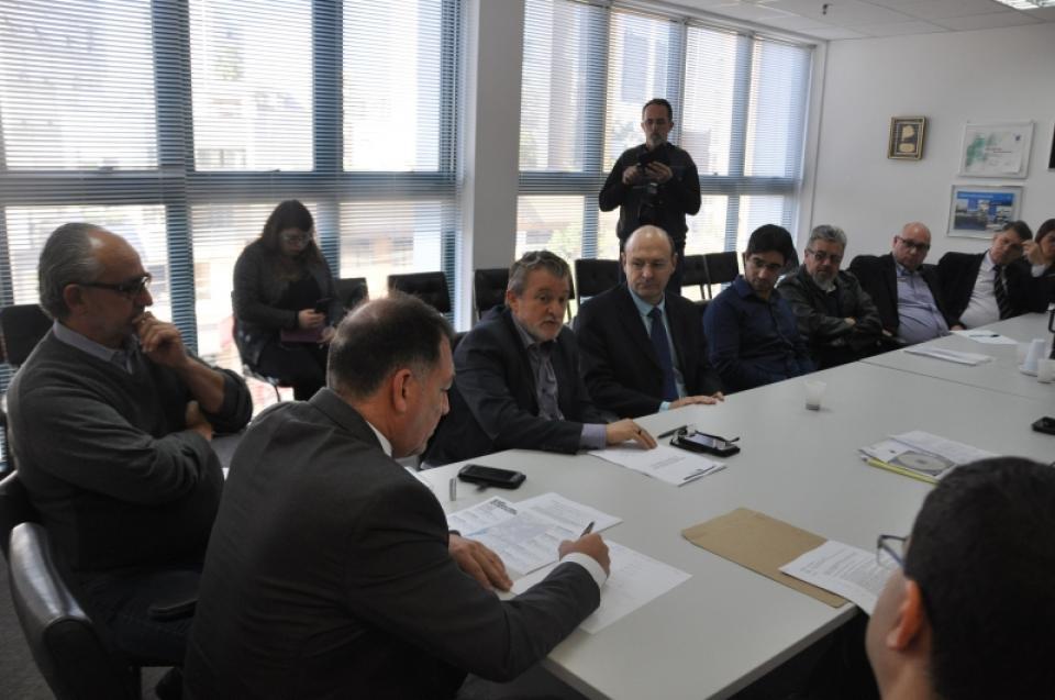 Reunião na Metroplan  discute projeto PAC Mobilidade para nove cidades