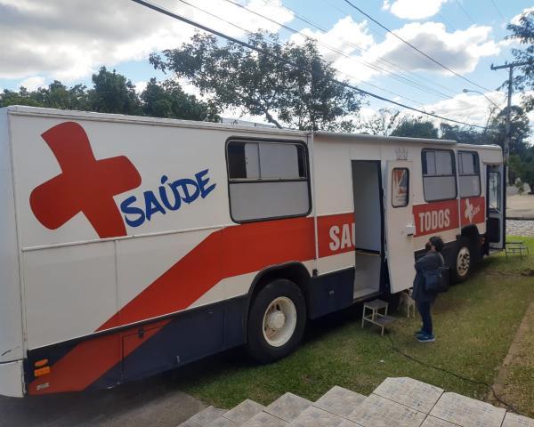 Semsad divulga cronograma da Unidade Móvel de Saúde para o mês de outubro