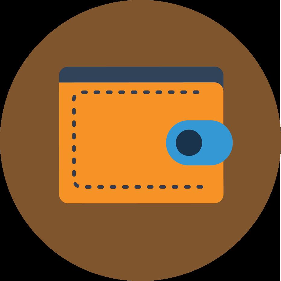 Fluxo diário Reserva para Salário icone