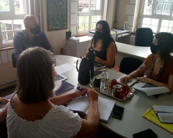 Secretarias articulam ações para regularização fundiária em São Leopoldo